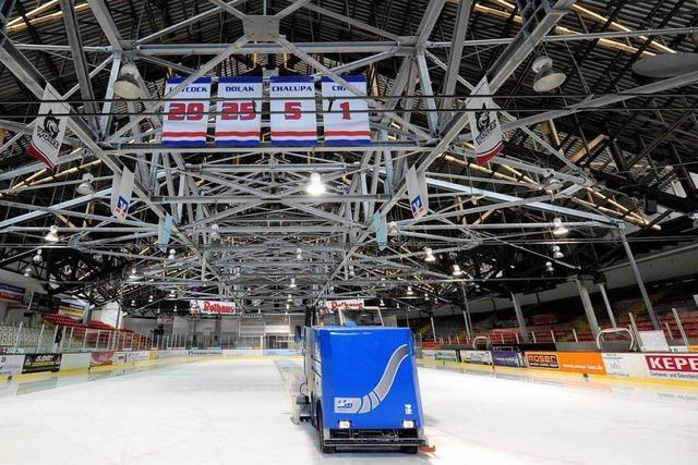 Liveticker: Freiburger Gemeinderat votiert für eine neue Eissporthalle