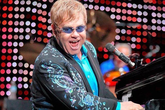 Elton John kommt zum Stimmen-Festival