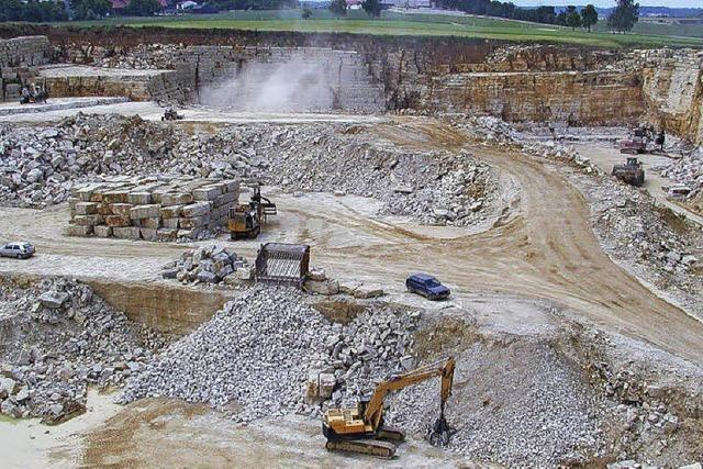 Sto-Gruppe kauft Natursteinwerk in Eichstätt
