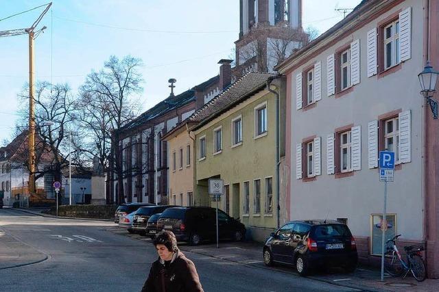 Keine Fußgängerzone am Kirchplatz