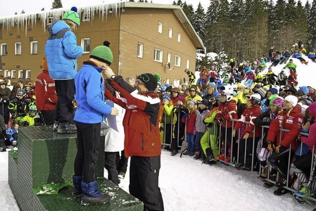 Skifahren statt Unterricht