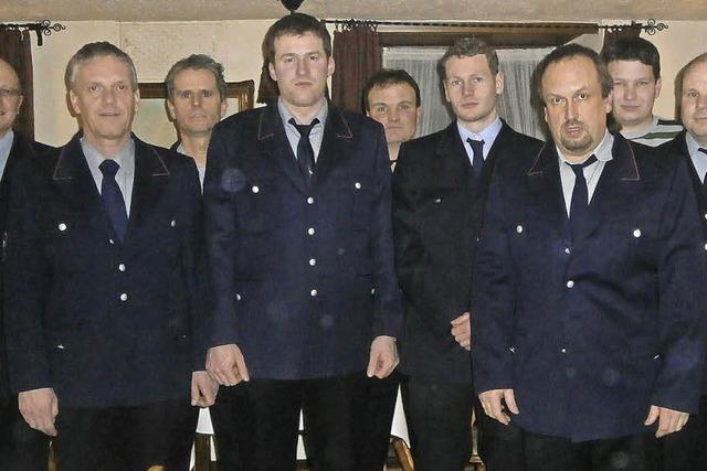 Wechsel im Vorstand der Feuerwehr Mettenberg