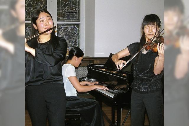 Musiker hätten mehr Publikum verdient gehabt
