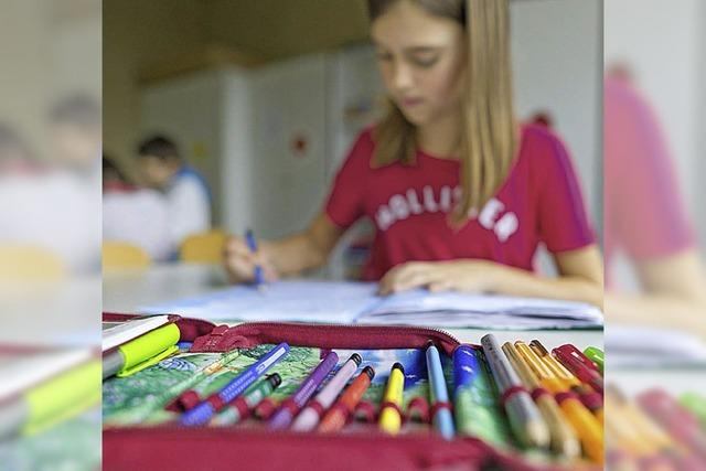 Bärbel Schäfer wirbt für Gemeinschaftsschulen