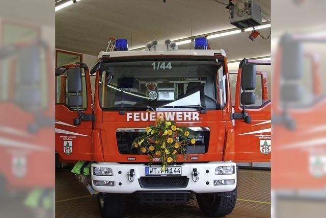 Wohl keine Entschädigung für Feuerwehrfahrzeuge