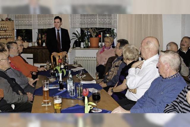 Nachdenkliches für die CDU-Senioren