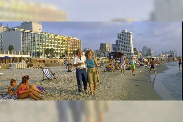 Die Freundschaft mit Tel Aviv gedeiht