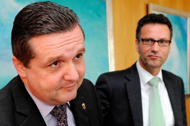 EnBW-Deal: Wie viel hat Mappus Hauk verraten?