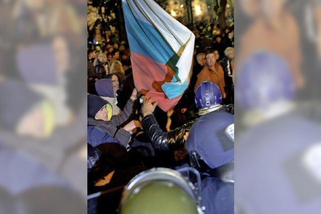 Strompreise treiben Bulgaren auf die Straße