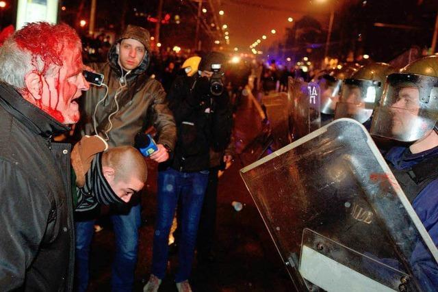 Bulgariens Regierung will zurücktreten