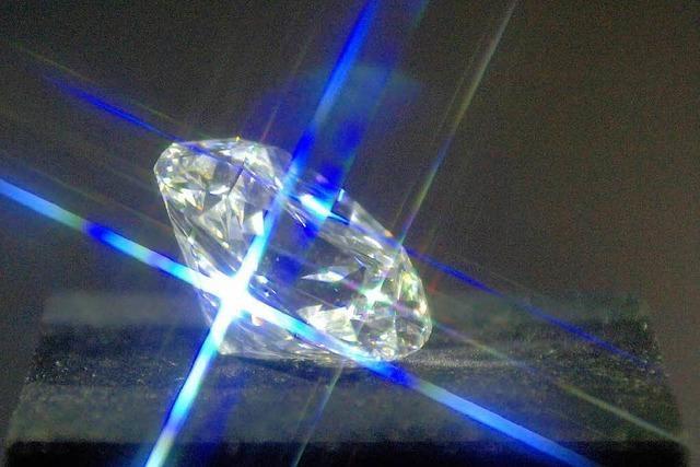 Diamantenraub in Brüssel