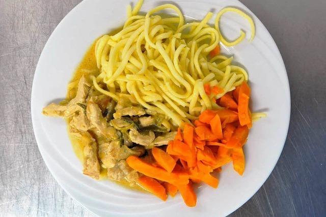 Dieses Essen bieten Kindergärten und Schulen in Lahr