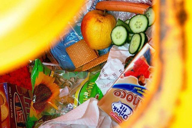 Foodsharing: Lebensmittel verschenken statt wegwerfen