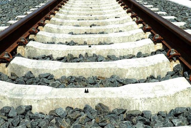 Regierungspräsidium lehnt Raumordnungsverfahren für Rheintalbahn ab