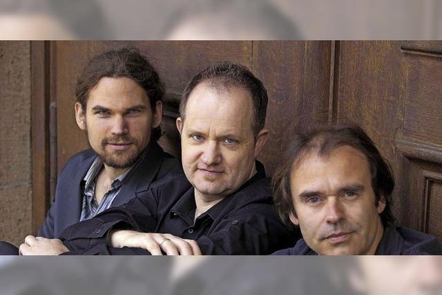Dieter Ilg Trio in Dogern