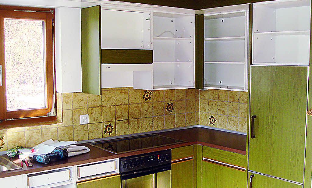 Alte küche wie neu kollektive badische zeitung