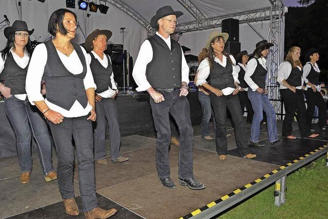 Tanzen wie im Wilden Westen