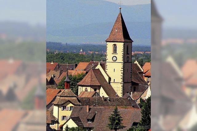 Solaranlagen sind in Burkheims Altstadt verboten