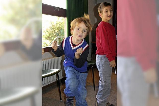 Vorgabe erfüllt: 140 Betreungsplätze für unter Dreijährige