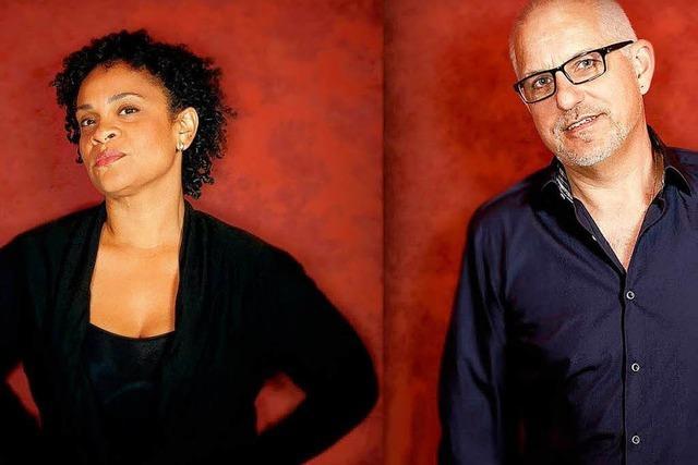 Cécile Verny: Haben das Album im Hotelzimmer entwickelt