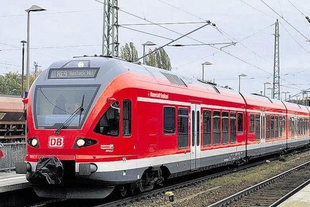 Hochrheinbahn: Aargau steigt aus – wegen Fluglärm-Streit