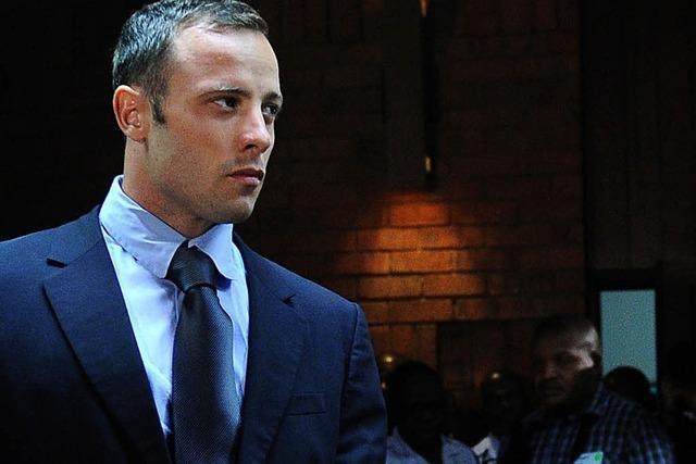 Pistorius kommt gegen Kaution von 85.000 Euro frei