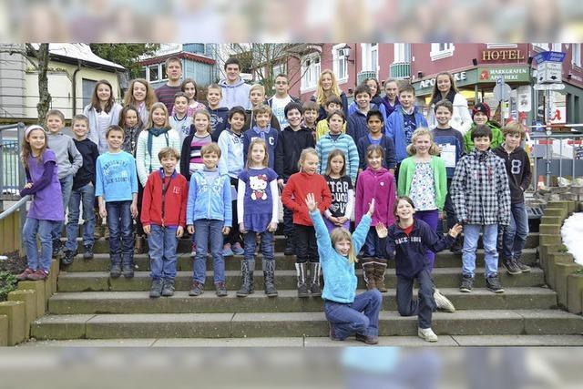 Sport hält Jugend in Badenweiler fit