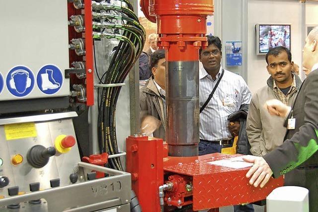 Welt-Treff der Geothermie-Szene