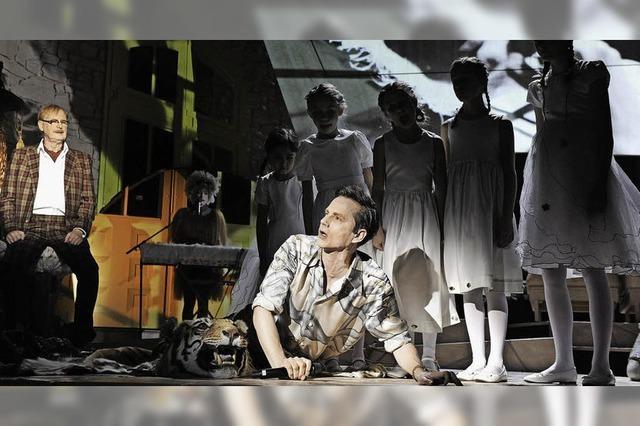 """Tennessee Williams' """"Die Katze auf dem heißen Blechdach"""" in Zürich"""