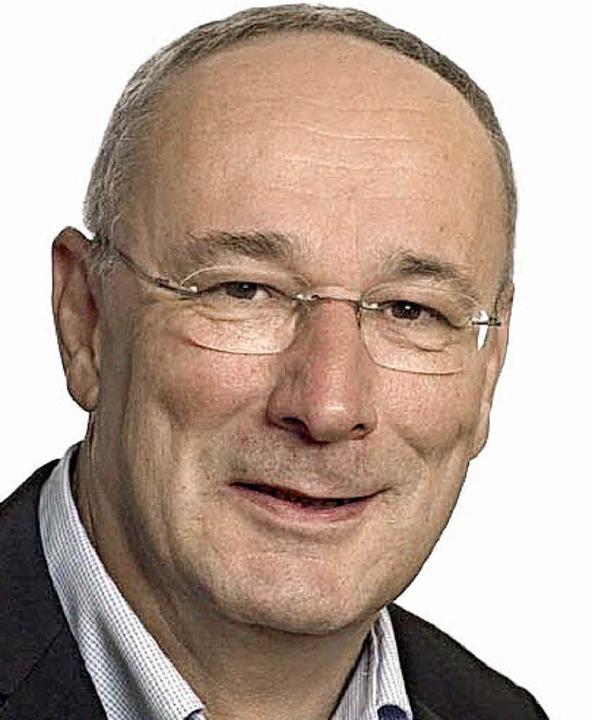 Der Basler Polizeisprecher Klaus Mannhart  | Foto: Privat