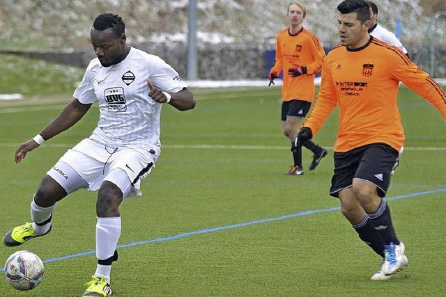 FC Steinen hauchdünn vorne