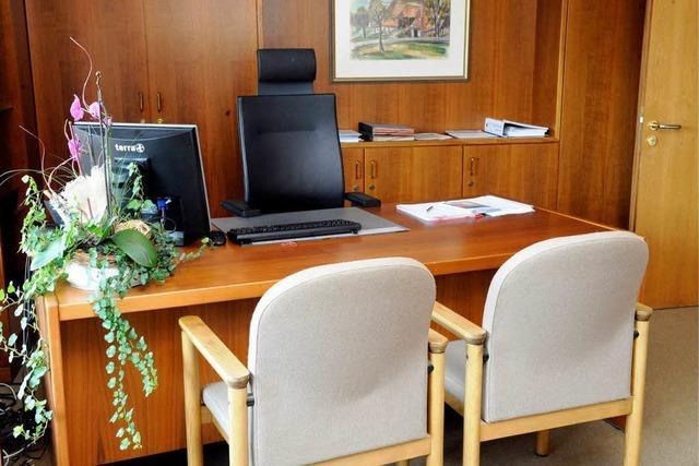 Bürgermeisterwahl Rickenbach: Neun Bewerber geben auf