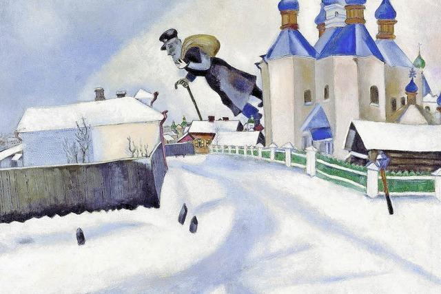Chagall – Meister der Moderne