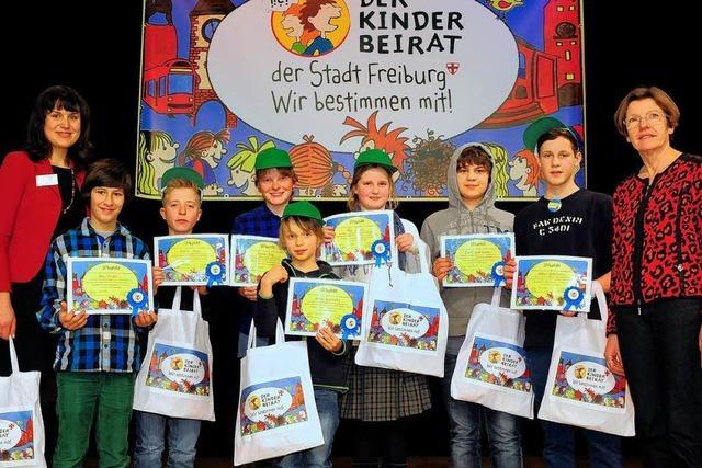 Freiburg hat jetzt einen Kinderbeirat