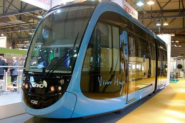 VAG kauft Trams bei spanischem Hersteller