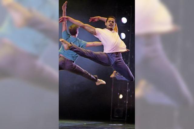 Ballett der Unterhaltungsindustrie
