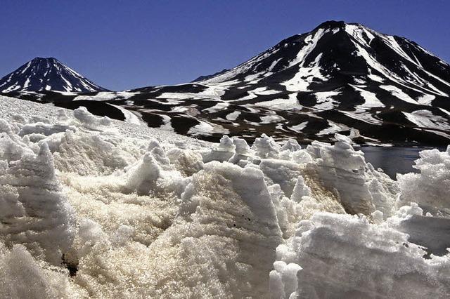 Die Atacamawüste