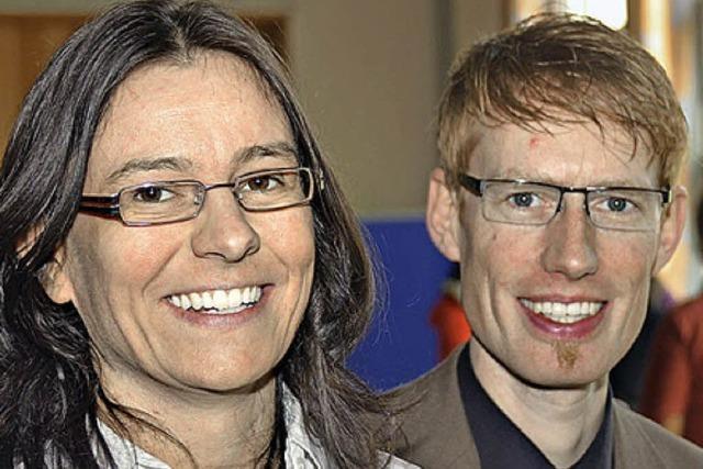 Lörrach möchte Pfarrerehepaar