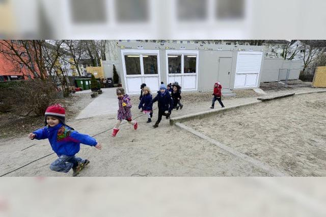 Kindergarten St. Elisabeth bekommt ein neues Gebäude