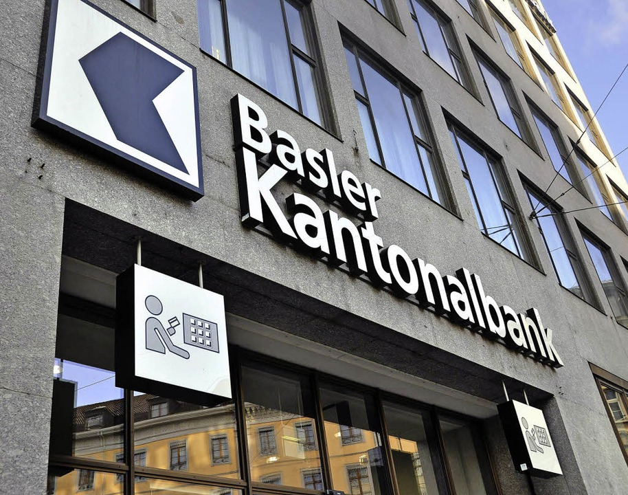 Wie viele andere verlangen Migrosbank ... Kantonalbank zieht zum 1. März nach.   | Foto: Daniel Gramespacher