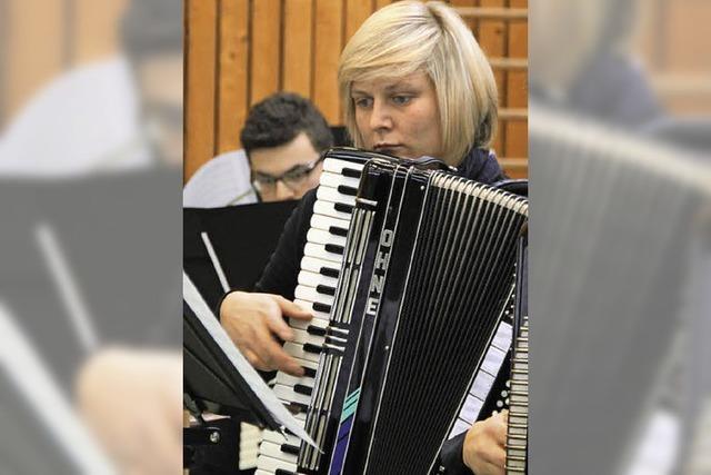 Müllheimer Musiker spielen sich an die Spitze