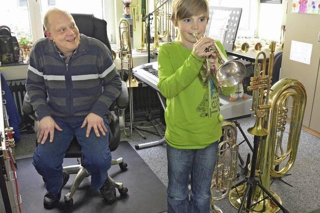 Musikschule richtet sich breit aus
