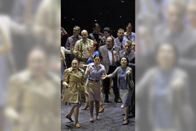 Verdis Nabucco: Ein Chor auf Sinnsuche