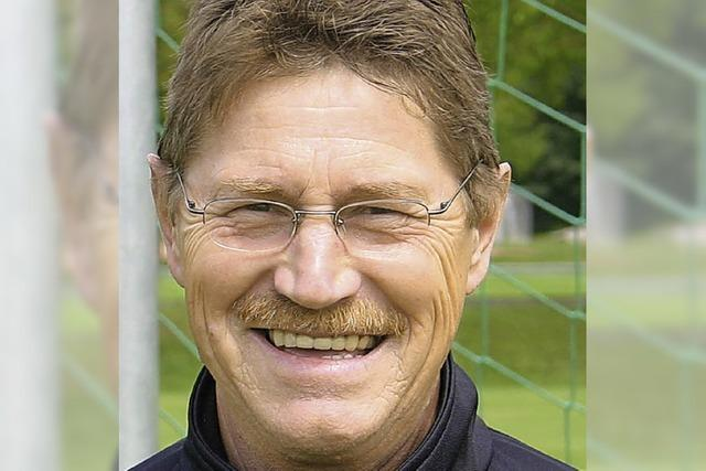Rolf Sutter sagt Servus