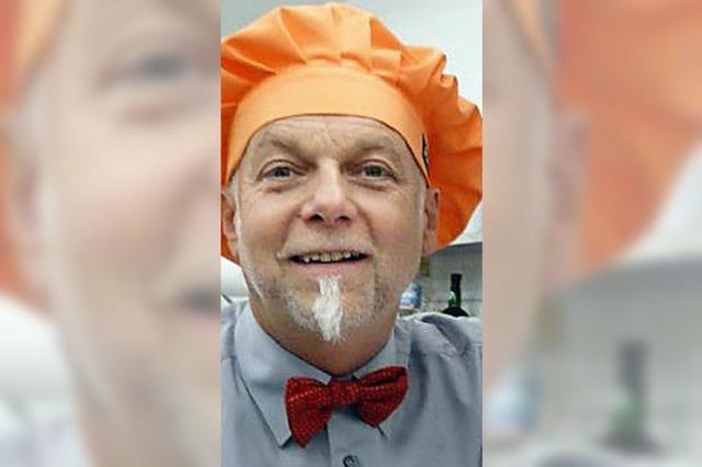 André Muller Sieger beim Kochbuch-Salon in Paris