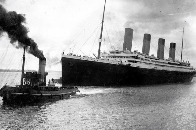 Multimillionär Palmer lässt die Titanic nachbauen