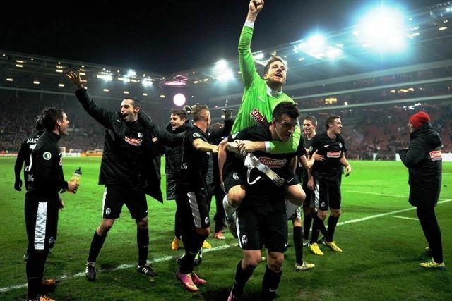 Das sagt die Presse zur Pokalschlacht des SC Freiburg
