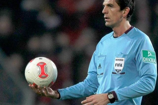 Schiedsrichter Aytekin: Kein Druck nach Tuchels Brandrede