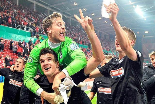 SC Freiburg: Der Weg ins DFB-Halbfinale in Zahlen