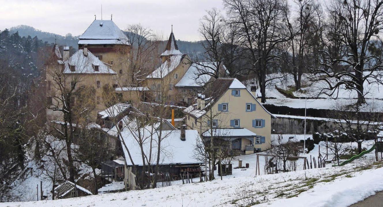 Schloss Wildenstein könnte bald seinen...hseln – wenn das Volk zustimmt.   | Foto: ZVG